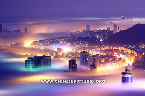 Gallery: Lost in Qingdao Fog